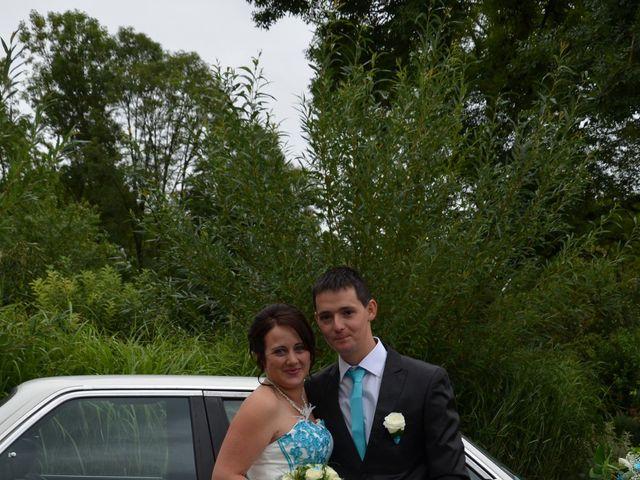 Le mariage de Damien et Anastasia à Champniers, Charente 6