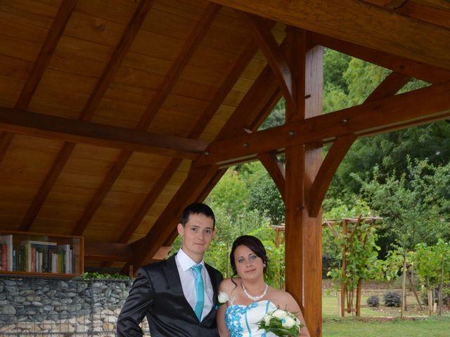 Le mariage de Damien et Anastasia à Champniers, Charente 8