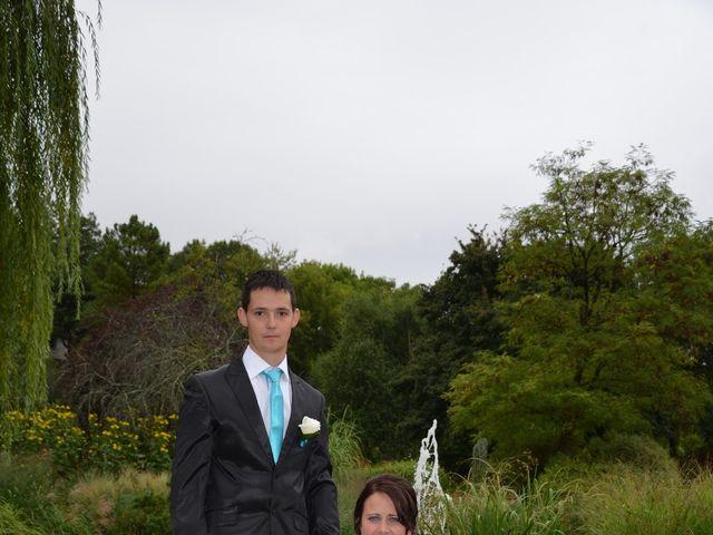 Le mariage de Damien et Anastasia à Champniers, Charente 14
