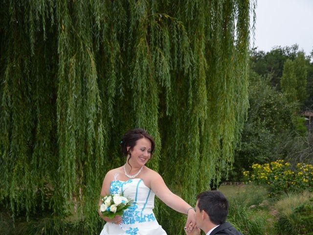 Le mariage de Damien et Anastasia à Champniers, Charente 16
