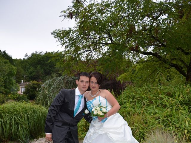 Le mariage de Damien et Anastasia à Champniers, Charente 17