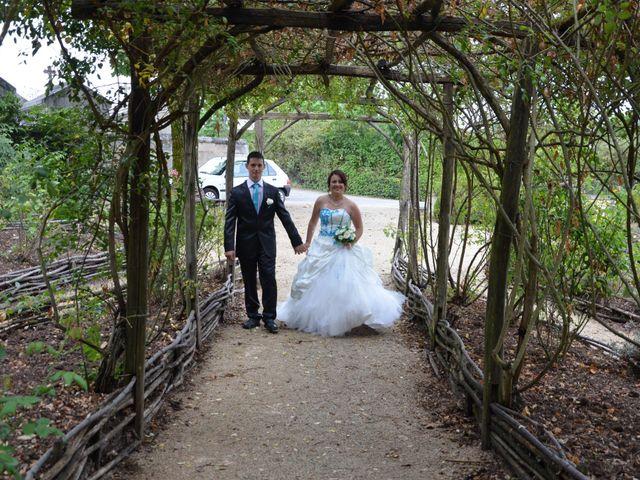 Le mariage de Damien et Anastasia à Champniers, Charente 18