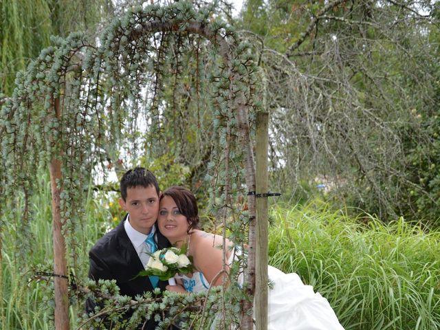 Le mariage de Damien et Anastasia à Champniers, Charente 24