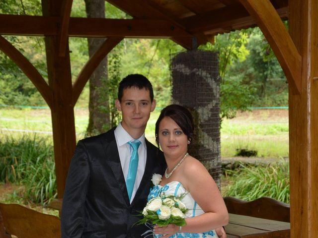 Le mariage de Damien et Anastasia à Champniers, Charente 32