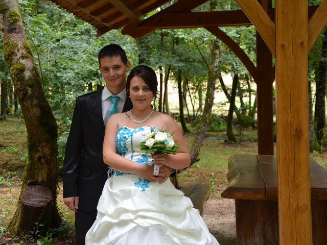 Le mariage de Damien et Anastasia à Champniers, Charente 34
