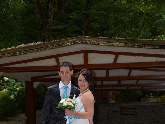 Le mariage de Damien et Anastasia à Champniers, Charente 36