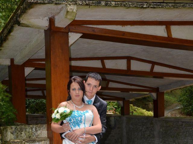Le mariage de Damien et Anastasia à Champniers, Charente 37