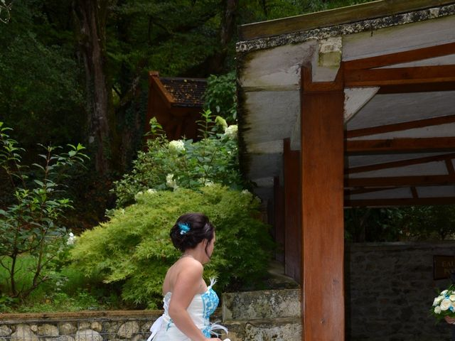 Le mariage de Damien et Anastasia à Champniers, Charente 38