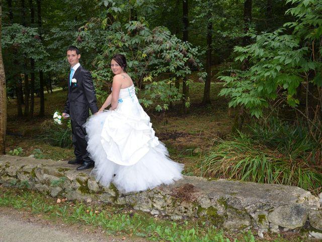 Le mariage de Damien et Anastasia à Champniers, Charente 44