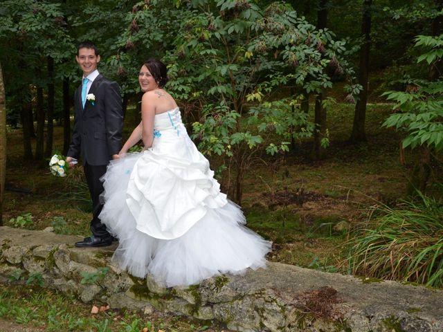 Le mariage de Damien et Anastasia à Champniers, Charente 45