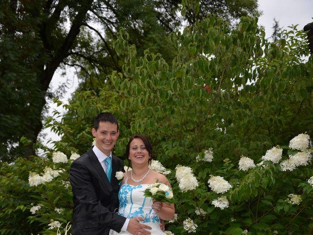 Le mariage de Damien et Anastasia à Champniers, Charente 46