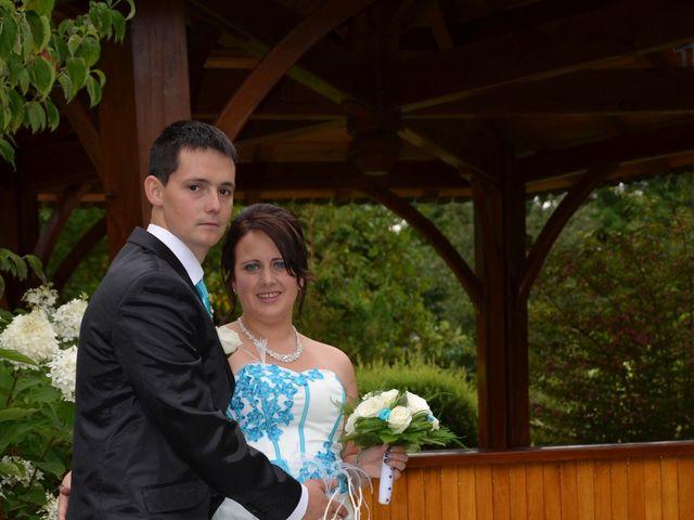 Le mariage de Damien et Anastasia à Champniers, Charente 47