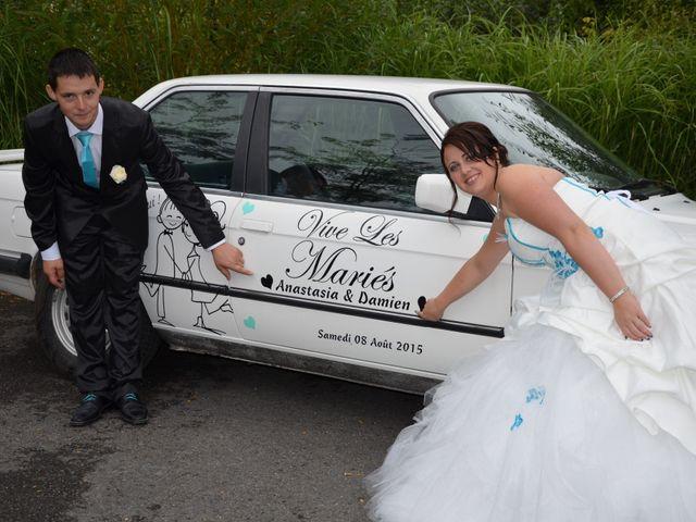 Le mariage de Damien et Anastasia à Champniers, Charente 48