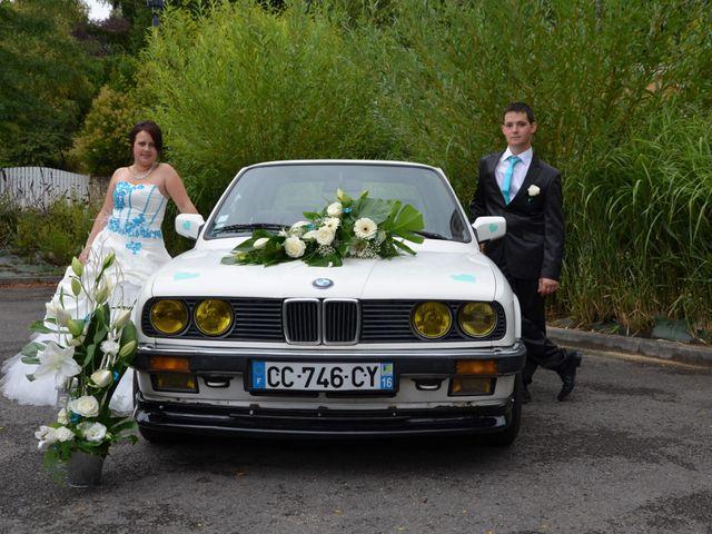 Le mariage de Damien et Anastasia à Champniers, Charente 49
