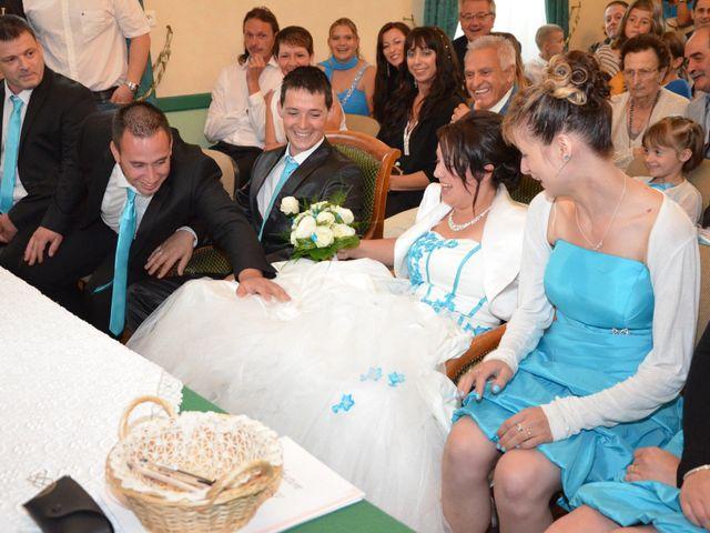 Le mariage de Damien et Anastasia à Champniers, Charente 55
