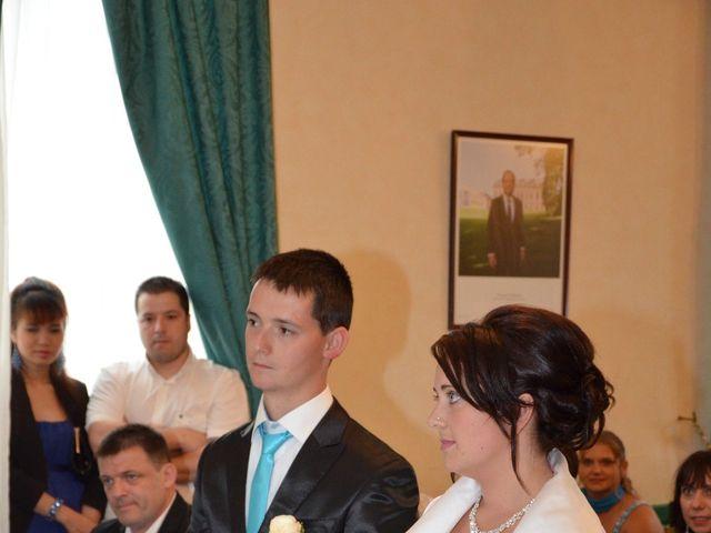 Le mariage de Damien et Anastasia à Champniers, Charente 56