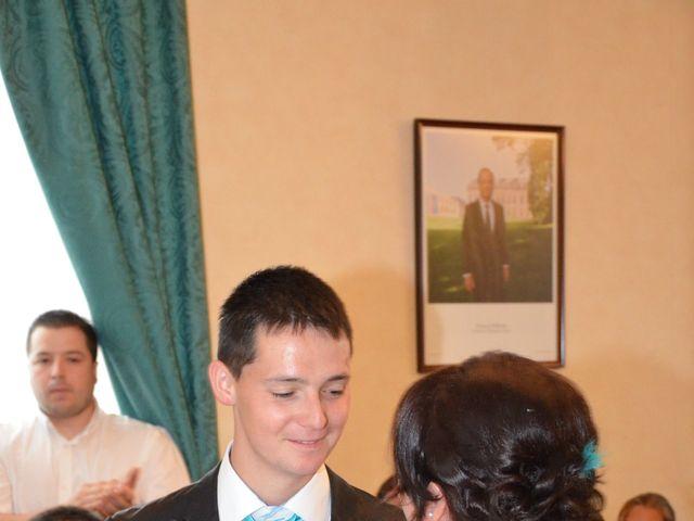 Le mariage de Damien et Anastasia à Champniers, Charente 59