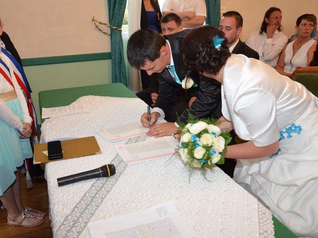 Le mariage de Damien et Anastasia à Champniers, Charente 60