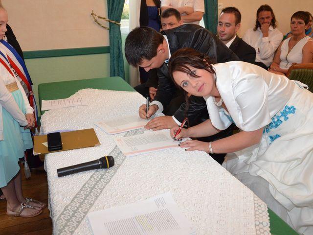 Le mariage de Damien et Anastasia à Champniers, Charente 61