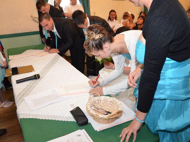 Le mariage de Damien et Anastasia à Champniers, Charente 62