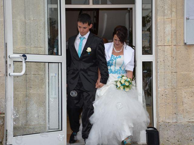Le mariage de Damien et Anastasia à Champniers, Charente 71