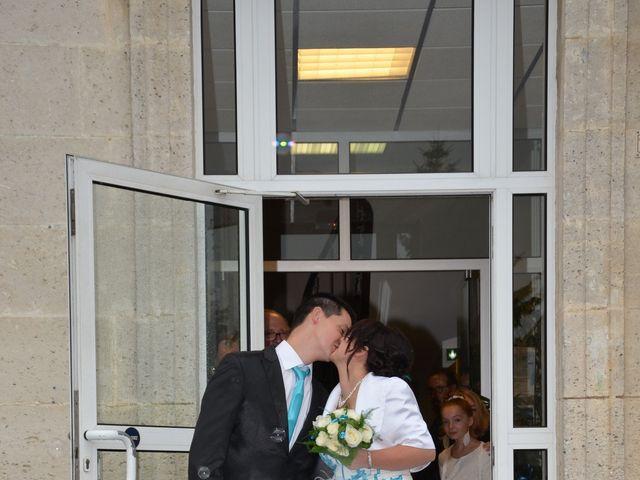 Le mariage de Damien et Anastasia à Champniers, Charente 73