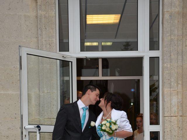 Le mariage de Damien et Anastasia à Champniers, Charente 74