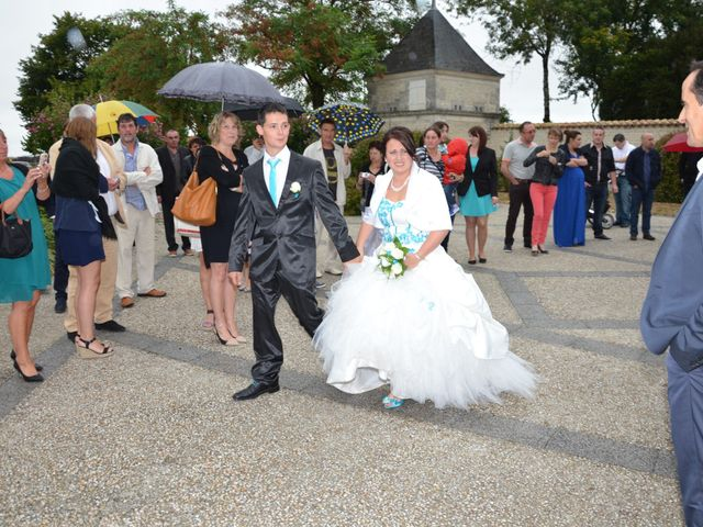 Le mariage de Damien et Anastasia à Champniers, Charente 75