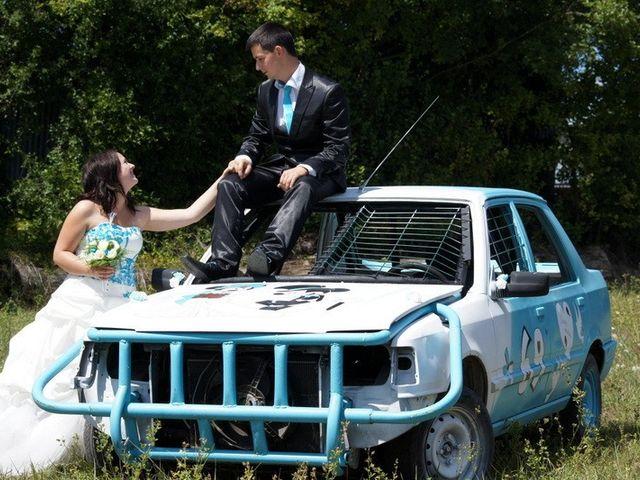 Le mariage de Damien et Anastasia à Champniers, Charente 79