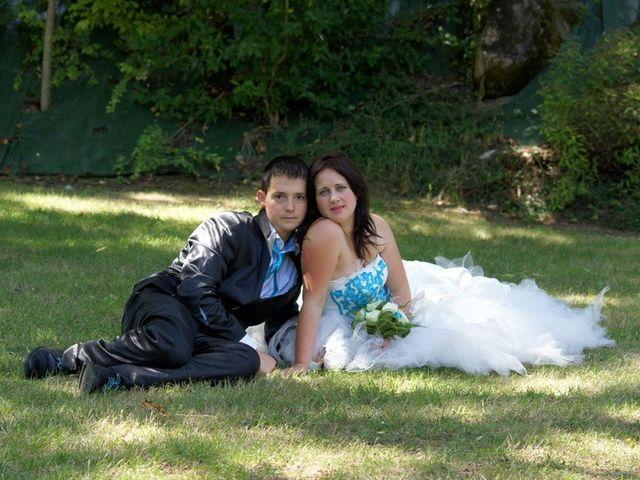 Le mariage de Damien et Anastasia à Champniers, Charente 84