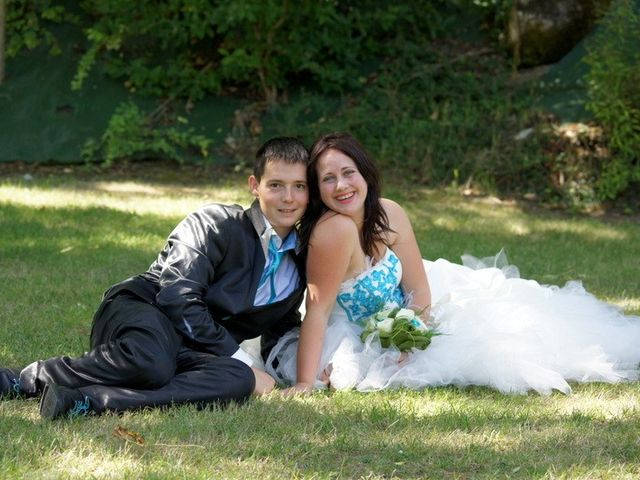 Le mariage de Damien et Anastasia à Champniers, Charente 85