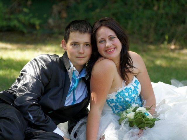 Le mariage de Damien et Anastasia à Champniers, Charente 86