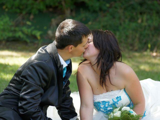 Le mariage de Damien et Anastasia à Champniers, Charente 87