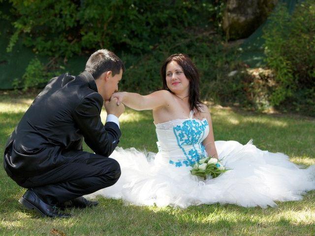 Le mariage de Damien et Anastasia à Champniers, Charente 88