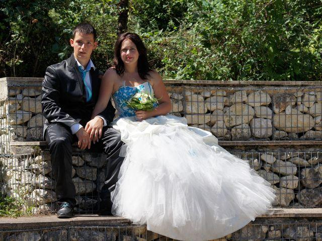 Le mariage de Damien et Anastasia à Champniers, Charente 92