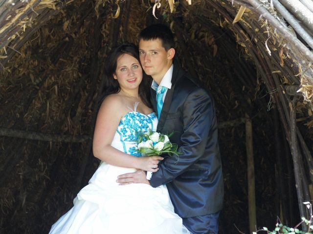 Le mariage de Damien et Anastasia à Champniers, Charente 94