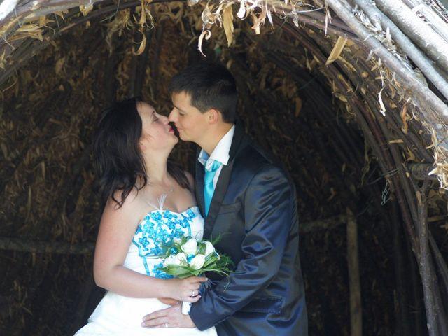 Le mariage de Damien et Anastasia à Champniers, Charente 95