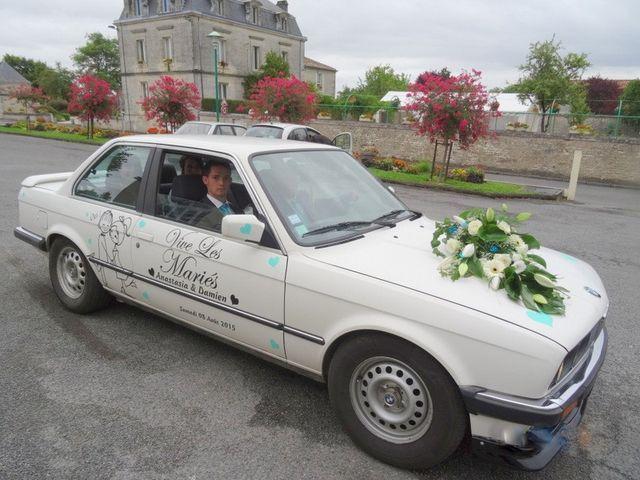 Le mariage de Damien et Anastasia à Champniers, Charente 100