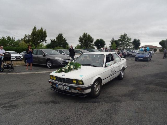 Le mariage de Damien et Anastasia à Champniers, Charente 108