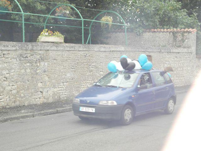 Le mariage de Damien et Anastasia à Champniers, Charente 115