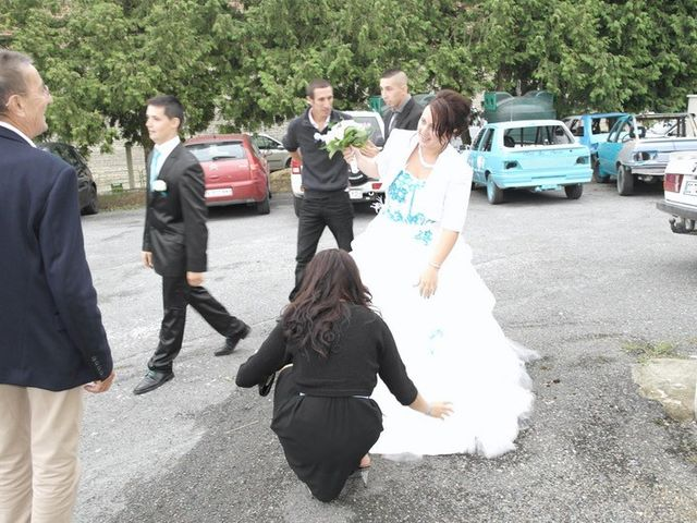 Le mariage de Damien et Anastasia à Champniers, Charente 130