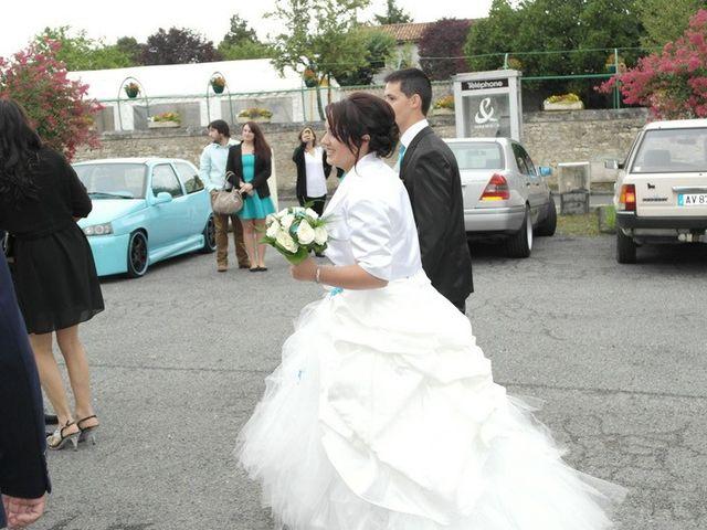 Le mariage de Damien et Anastasia à Champniers, Charente 131