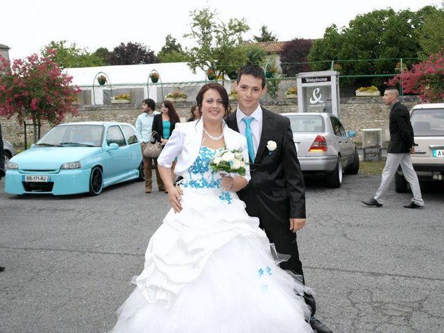 Le mariage de Damien et Anastasia à Champniers, Charente 132