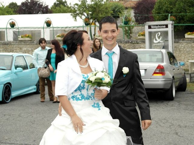 Le mariage de Damien et Anastasia à Champniers, Charente 133