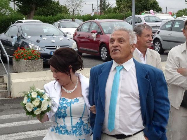 Le mariage de Damien et Anastasia à Champniers, Charente 134