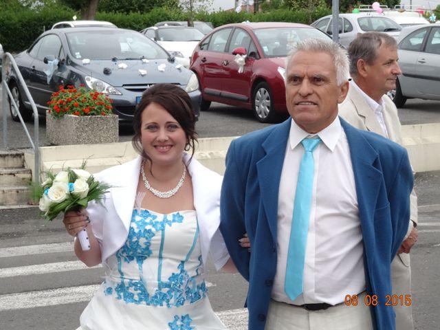Le mariage de Damien et Anastasia à Champniers, Charente 135