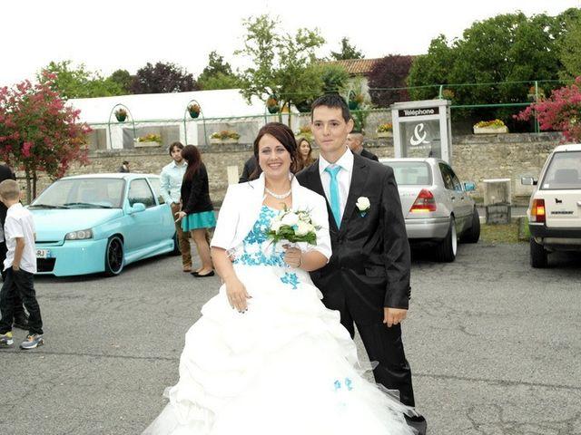 Le mariage de Damien et Anastasia à Champniers, Charente 136