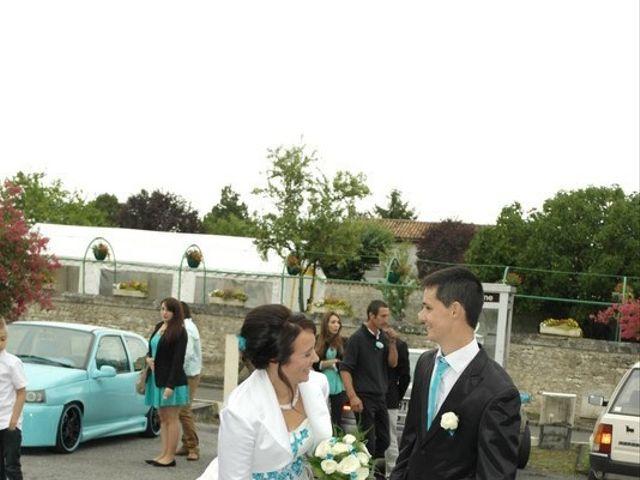 Le mariage de Damien et Anastasia à Champniers, Charente 137