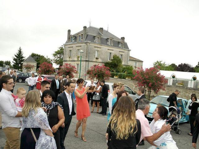 Le mariage de Damien et Anastasia à Champniers, Charente 138