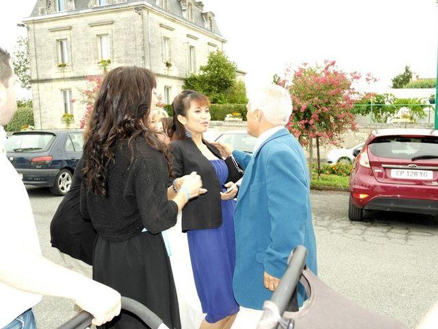 Le mariage de Damien et Anastasia à Champniers, Charente 142